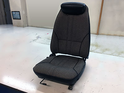 Custom Seat Covwer for 200sx