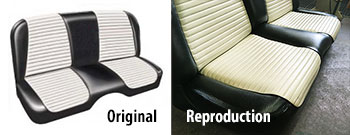 t-bird replacement seat