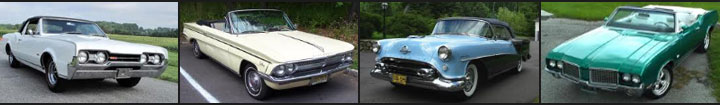 oldsmobile convertible tops