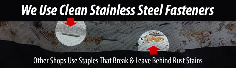 stainless steel staples