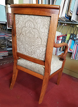19th Century Chair rebuild