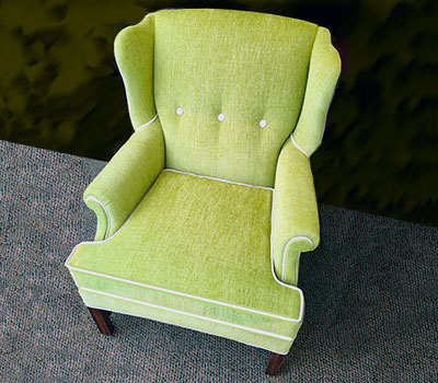 repholster chair