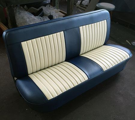 Reupholster Car Bench Seats