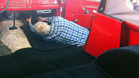 Truck Padding & Carpeting