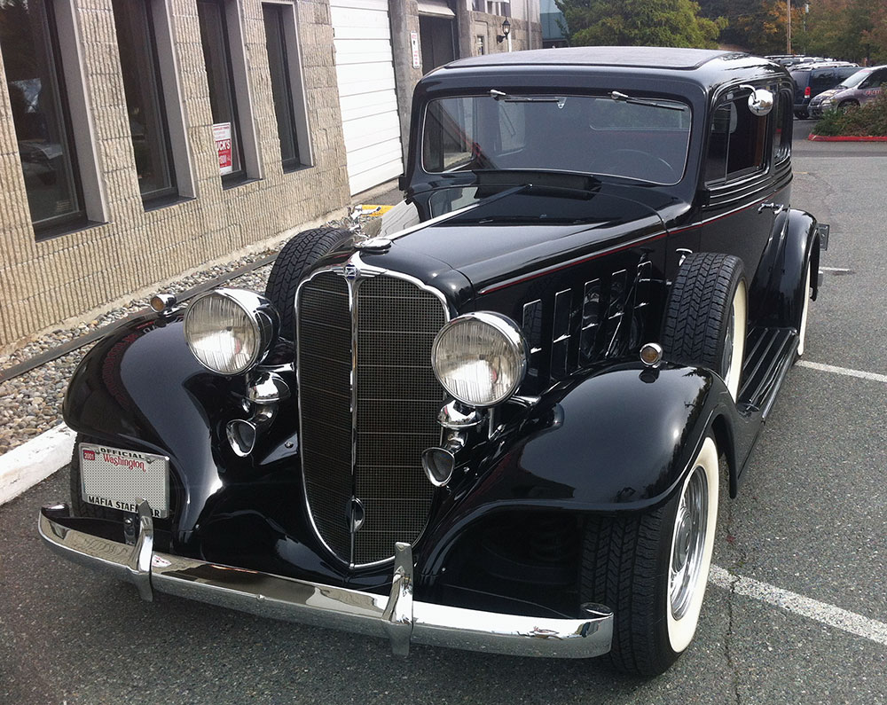 1933 Buick Resoration