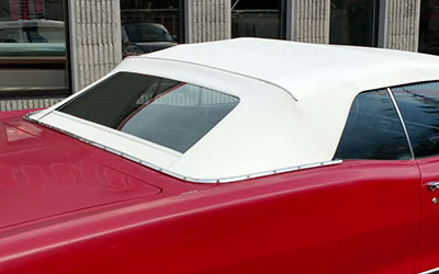 1965 catalina replacement top